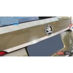 Skoda Kodiaq хром накладка на крышку багажника - ASP