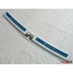 Skoda Kodiaq накладка защитная на задний бампер внутрення тип B - ASP