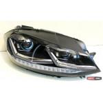 Volkswagen Golf 7.5 2017+ оптика передняя альтернативная TLZ - JunYan