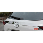 Mazda CX-5 2017+ накладка хром на крышку багажника SS - ASP