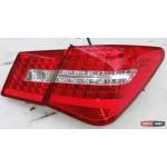 Chevrolet Cruze оптика задняя красная Benz Style - 2011