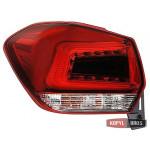Subaru XV / Crosstrek оптика задня світлодіодна LED червона - 2011