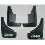 Jeep Compass брызговики ASP колесных арок передние и задние полиуретановые - 2011
