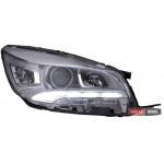 Ford Kuga 2 оптика передняя альтернативная ксенон с ДХО / headlights HID with DRL - 2013