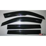 Toyota RAV4 Mk3  ветровики дверей ASP передние и задние/ дефлекторы/ sunvisors - 2009