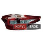 Toyota RAV 4 оптика задняя красная тонированная   светодиодная / LED taillights red smoked - 2013