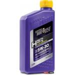 Моторное автомасло Royal Purple HPS 5w-30 фасовка 0.946л /1 кварта / Royal Purple motor oil 5W-30 1qt -