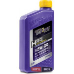 Моторное автомасло Royal Purple HPS 5w-20 фасовка 0.946л /1 кварта / Royal Purple motor oil 5W-20 1qt -