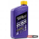 Моторное авто масло Royal Purple API 0w-40 фасовка 0.946л /1 кварта / Royal Purple API motor oil 0W-40 1qt -