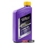 Моторное автомасло Royal Purple HPS 10w-40 фасовка 0.946л /1 кварта / Royal Purple motor oil 10W-40 1qt -