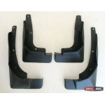 Toyota RAV 4 Mk4 2013+ брызговики колесных арок ASP передние и задние полиуретановые - 2013