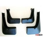 Toyota Highlander XU50 2014+ брызговики колесных арок ASP передние и задние полиуретановые - 2014
