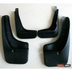 Volkswagen Polo седан 2011+ брызговики колесных арок ASP передние и задние полиуретановые - 2011