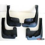 BMW X4 F26 брызговики колесных арок ASP передние и задние полиуретановые - 2014
