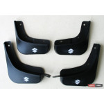 Suzuki S-cross брызговики колесных арок ASP передние и задние полиуретановые - 2014