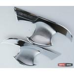 Toyota RAV4 Mk4 2013+ накладки хром под дверные ручки - 2013