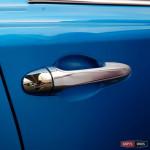 Toyota RAV4 Mk4 2013+ накладки хром на дверные ручки - 2013