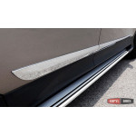 Toyota RAV4 Mk4 2013+ молдинги дверные хром - 2013