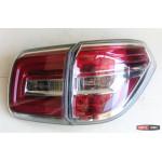 Nissan Patrol Y62 оптика задняя красная LED альтернативная светодиодная YZ - 2010