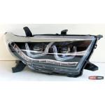 Toyota Highlander XU40 оптика передняя ксеноновая UU-стиль - 2012