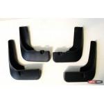 Toyota Сamry V55 брызговики колесных арок ASP передние и задние полиуретановые малые - 2015