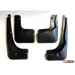 Toyota RAV4 Mk4 2013+ брызговики колесных арок передние и задние полиуретановые - 2013