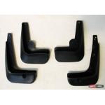 Kia Optima K5 брызговики GT передние и задние полиуретановые - 2011