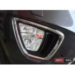 Kia Sorento UM 2015+ хром накладки на противотуманные фары - 2015