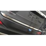 Kia Sorento UM 2015+ хром накладка на кромку задней двери ABS - 2015