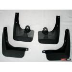 BMW 5 серии F10 брызговики колесных арок GT передние и задние полиуретановые - 2011
