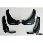 Mazda 6 2003+ брызговики колесных арок ASP передние и задние полиуретановые - 2003