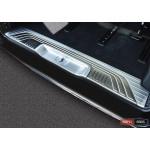 Mercedes Vito / V-classe W447 накладка защитная на задний бампер внутренняя
