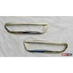 Mercedes Vito / V-classe W447 хром накладки  на задние противотуманные фонари ASP