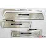 Mercedes Vito / V-classe W447 3 двери  накладки защитные  на пороги ASP