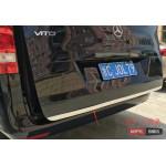 Mercedes Vito / V-classe W447 хром накладка на кромку задней двери ASP