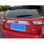 Subaru XV 2017+ хром накладка на задні двері - ASP