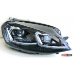 Volkswagen Golf 7 оптика передняя альтернативная SY стиль 7.5 JunYan