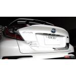 Toyota C-HR хром накладка на крышку багажника ASP