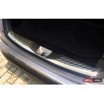 Toyota C-HR накладка защитная на задний бампер внутренняя full size ASP