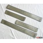 Honda CR-V Mk4 2012+ накладки защитные на пороги дверных проемов V1 - 2012