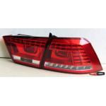 Volkswagen Passat B7 USA оптика задняя LED красная - 2011