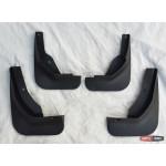Volkswagen CC 2012+ бризковики колісних арок ASP передні і задні поліуретанові