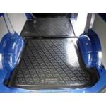 Коврик в багажник Volkswagen Transporter T4 (90-) задниечасть