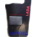 Коврики текстильные Lada 21099 черные в салон