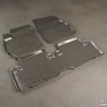 Коврики Mazda 5 (04-) резиновые Norplast