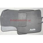 Коврики текстильные Audi A6 1997+ серые