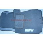 Коврики текстильные BMW E 38 серые