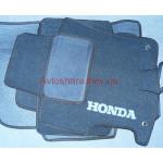Коврики текстильные Honda Accord 2008 USA серые