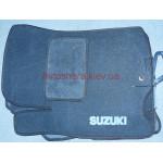 Коврики текстильные Suzuki SX 4 серые