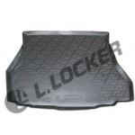 Коврик в багажник Alfa Romeo 156 седан 97 (-05) (пластиковый) L.Locker